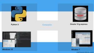 Como conectar Python con Oracle