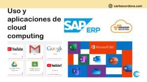 Usos y aplicaciones de Cloud Computing