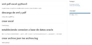Tareas python3 crear xml-pdf-excel-json